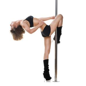 Luxor Dance Pole Rotate / Static 2.74m 45mm Stainless