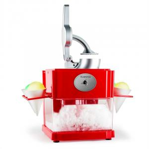 Mr. Cone & Ms. Ice Shaved Ice Maker 90 W isglassmaskin