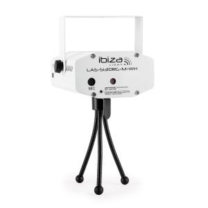 Show Firefly Mini Laser Light Effect w. Tripod White