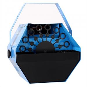 Light LBM-10 Party Bubble Machine Blue