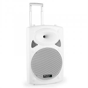 "Port15VHF-BT-WH 15 "" PA Speaker 450W USB SD AUX White 