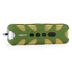 Black Know Altifalante Bluetooth AUX Verde