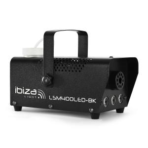 LSM400LED-BK Mini Disco Fog Machine Amber LED