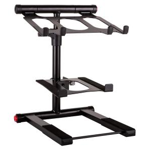 SLAP 200 Dual DJ Laptop Stand Black SLAP 200