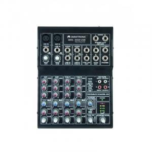 MRS-1002USB mezclador de 6 canales