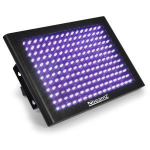 LCP192UV LED-Stroboskop-Panel Schwarzlicht 192 UV-LED 3 Kanal DMX-512