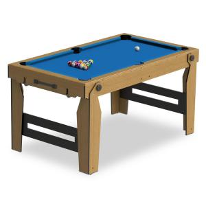 NCPRS-5 Billiard Pool Table Foldable 153 x 18 x 94cm