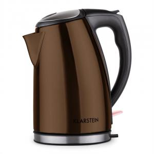 Ariela Electric Kettle Chocolate Brown 1.7L 2200W