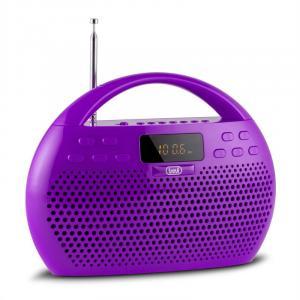 KB 308 BT Radio Digitale Stero portatile Bluetooth USB SDViola