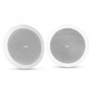 """WM 9230 S 2-Way Wall Speakers 6.5"""" White"""