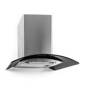 GL60WSB Cooker Hood 60cm Stainless Steel 370 m³/h Black | 60
