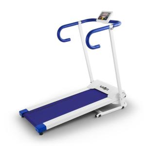 Pacemaker X1 Treadmill 10 km/h Training Computer White-Blue White