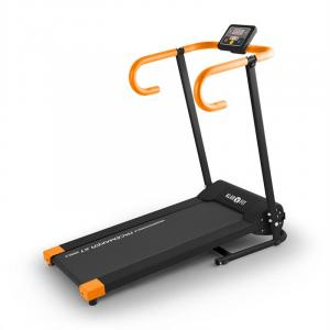 Pacemaker X1 Treadmill 10 km/h Training Computer Black Orange Orange