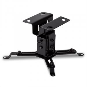 Universal Projector Ceiling Mount Black Black