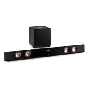 Areal Bar 850 4.1 Soundbar-Subwoofer 150W Bluetooth HDMI USB Alu-Look