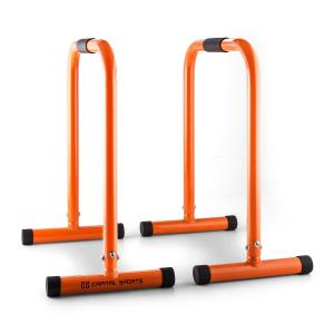 Orange Cross Equalizer Full Body Workout 180kg Load Capacity Orange