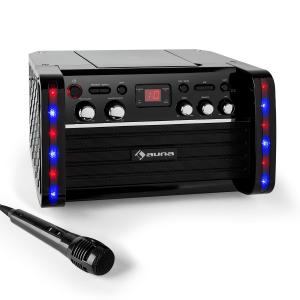 Disco Fever Karaoke System CD/CD+G Player iPad Holder