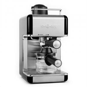 Sagrada Nera Espresso Machine Stainless Steel 800W 4 Cups
