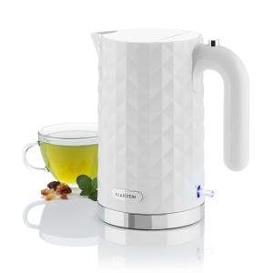 Granada Bianca Electric Kettle 1.7L 2200W White White