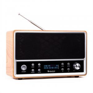 Charleston DAB + Portable Digital Radio FM RDS Alarm Clock
