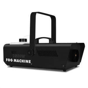 Fog 1500 Máquina de niebla 1500W control a distancia negro  Negro