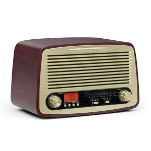 Dabby-Holly Retro Radio AM / FM USB SD MP3 AUX