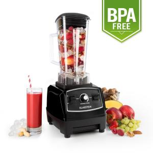 Herakles-2G-B Stand Mixer Smoothie & Drink Blender 1200W 1.6 HP 2 Litre Black