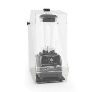Herakles 2G Mixeur sur pied 2L & protection anti- bruit 1200W sans BPA Noir