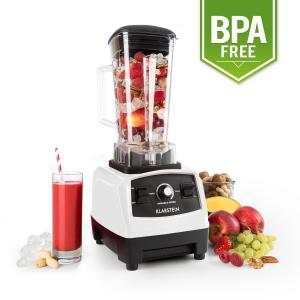 Herakles 2G-W blender pour smoothie mixeur blender 1200W sans BPA Blanc