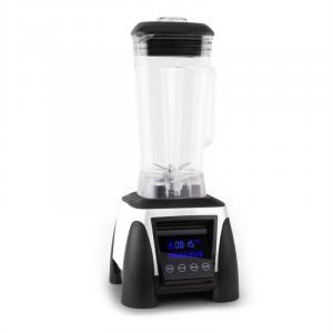 Herakles-8G-W Standmixer 1800W 2,4 PS 2L weiß Green Smoothie BPA-frei Weiß