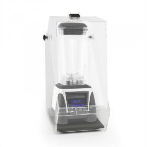 Herakles 8G Mixeur sur pied 2L & protection anti- bruit 1800W sans BPA Blanc