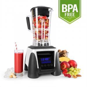 Snowberry Hulk tehosekoitin 1800W 2 litraa 38.000 kierrosta/min valkoinen BPA-free valkoinen
