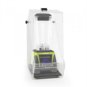 Herakles 8G Mixeur sur pied 2L & protection anti- bruit 1800W sans BPA Vert
