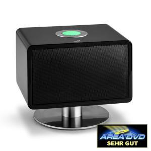 LivingQube głośnik Bluetooth 2 x 10W RMS czarny