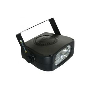 Stroboscopio Nero 150W IP20 Con Staffa