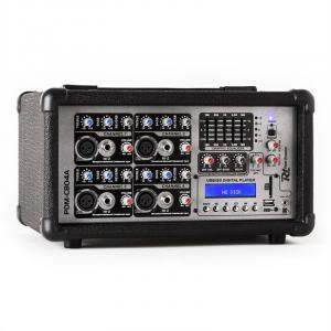 PDA-C804A 4-kanaal power mengpaneel 800W