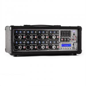 PDA-C808A 8-kanals mixer 800 W