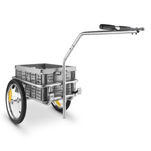 Bigbig Box Bicycle Trailer Wagon 40l 40kg