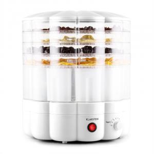 YoFruit Fruit Dryer 5 Tier with Yoghurt Maker Combo White White