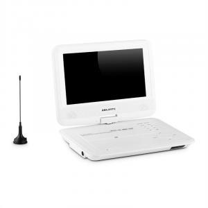 DVX 261D portable DVD-Player DVB-T USB SD weiß