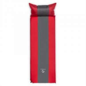 Goodsleep 3 Sleeping Mat Air Mattress 3cm Thick Self-Inflating Red-Grey 3 cm