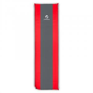 Goodrest 5 Self-inflating Sleeping Pad Air Mattress 5 cm Thick Red-Grey 5 cm