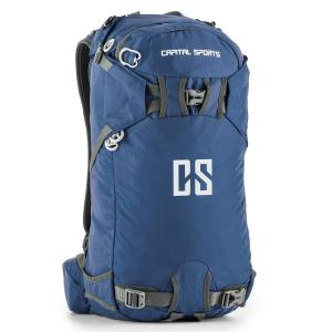 CS 30 Blue Backpack Sports Leisure 30l Waterproof Nylon Blue Blue