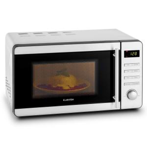Stella Prima Microwave 800W 20L Stainless Steel Cooking Grill Thawing