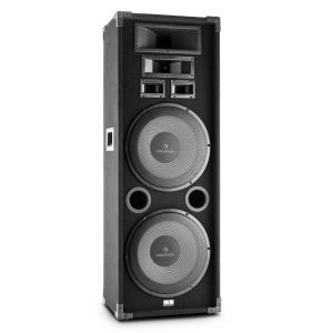 """PA-2200 Fullrange Kolumna nagłośnieniowa 2x12"""" głośnik niskotonowy 2x 30 cm (12"""")"""