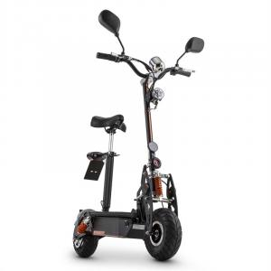 Tank Type 500TT elektro-scooter 36V 500W 20km/h 25km StVZO Orange