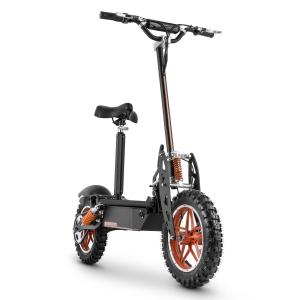 Tank Type 1000TTX Electric Scooter Cross Country 36V 1000W 32 km / h 20 km