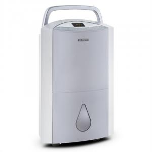 Drybest 20 Dehumidifier Air Purifier 20l / 24 Silver-White Grey