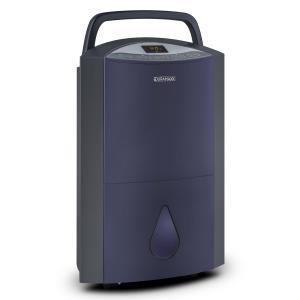 Drybest 20 Dehumidifier Air Purifier 20l/24h Blue / Silver Silver