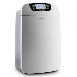 Drybest 35 Dehumidifier Air Purifier 35l/24h Light Silver